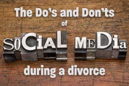 Social Media Divorce