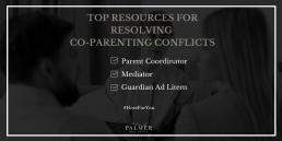 Co-Parenting Conflict Resources