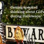 Beware: Halloween CoParenting