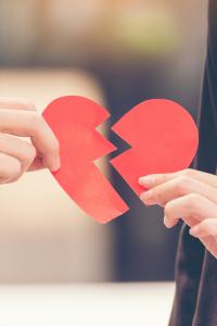 Relationships during divorce